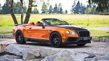 Bentley Continental GT Convertible by Mansory