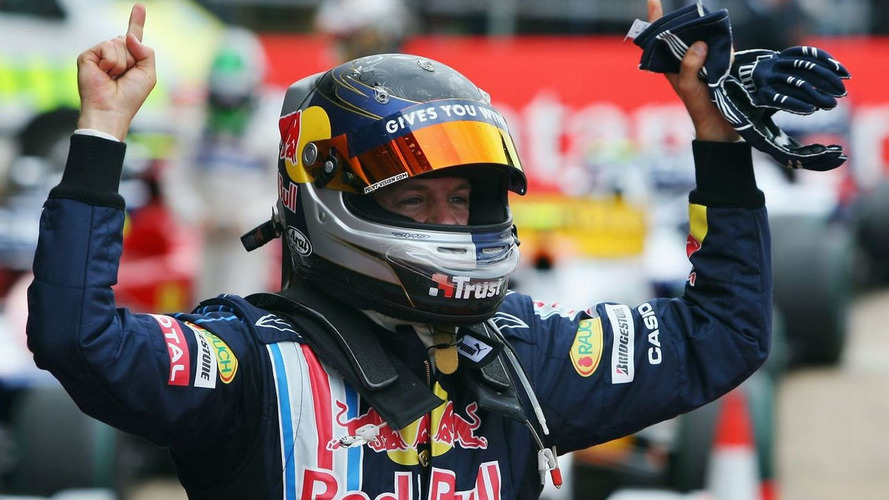 Points system means Vettel title over - Ecclestone