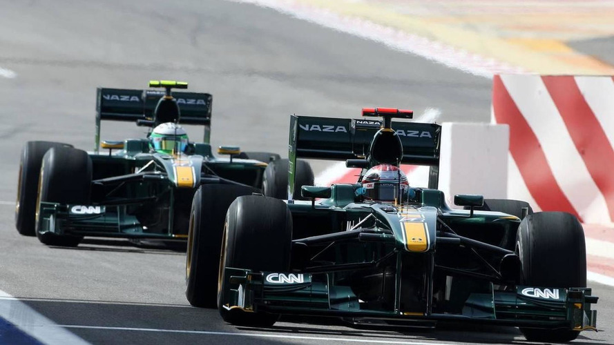 Trulli and Kovalainen to stay at Lotus - report