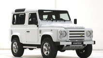 STARTECH Land Rover Defender 90 Yachting Edition 29.11.2010