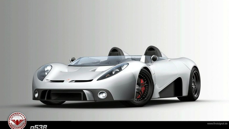 Creator of Panthera Concept Helps Bring Bizzarrini Back