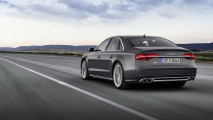 Audi S8 restyling