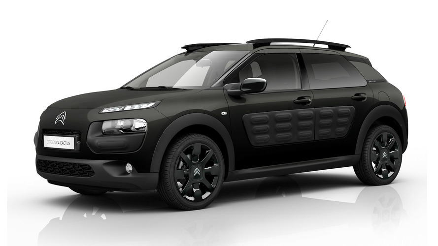 Citroen C4 Cactus Onetone special edition revealed