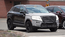 Updated Lincoln MKC Spy Photos