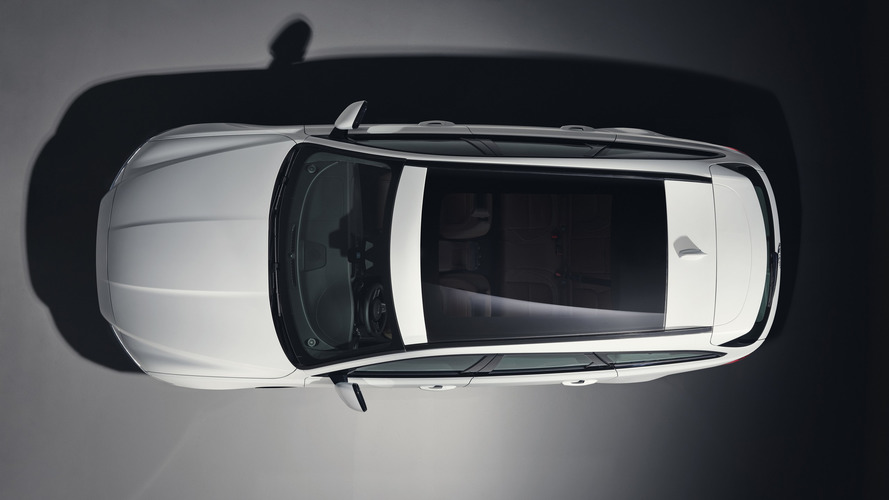 2017 Jaguar XF Sportbrake Teaser Reveals Panoramic Glass Roof