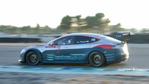 Electric GT testing