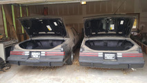 1987 Buick Regal Grand National pair discovered