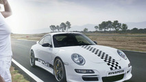 Rinspeed Indy based on Porsche 997 Carrera S