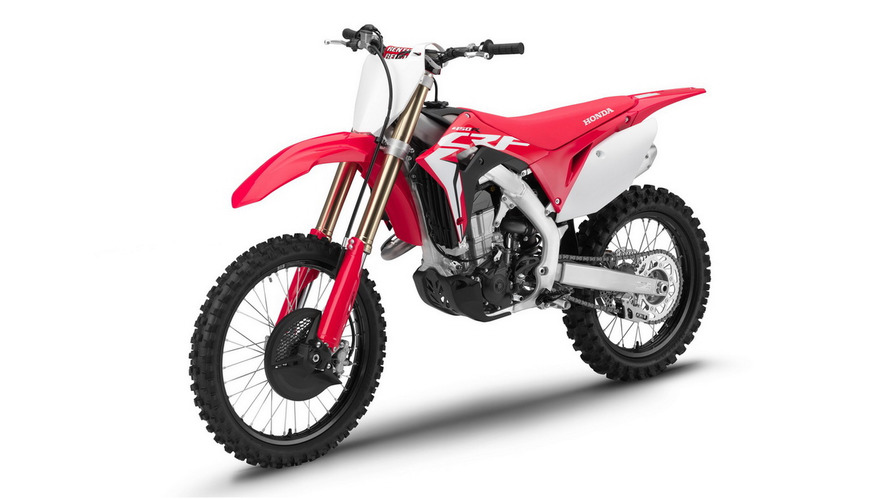 Gama Honda off road 2019