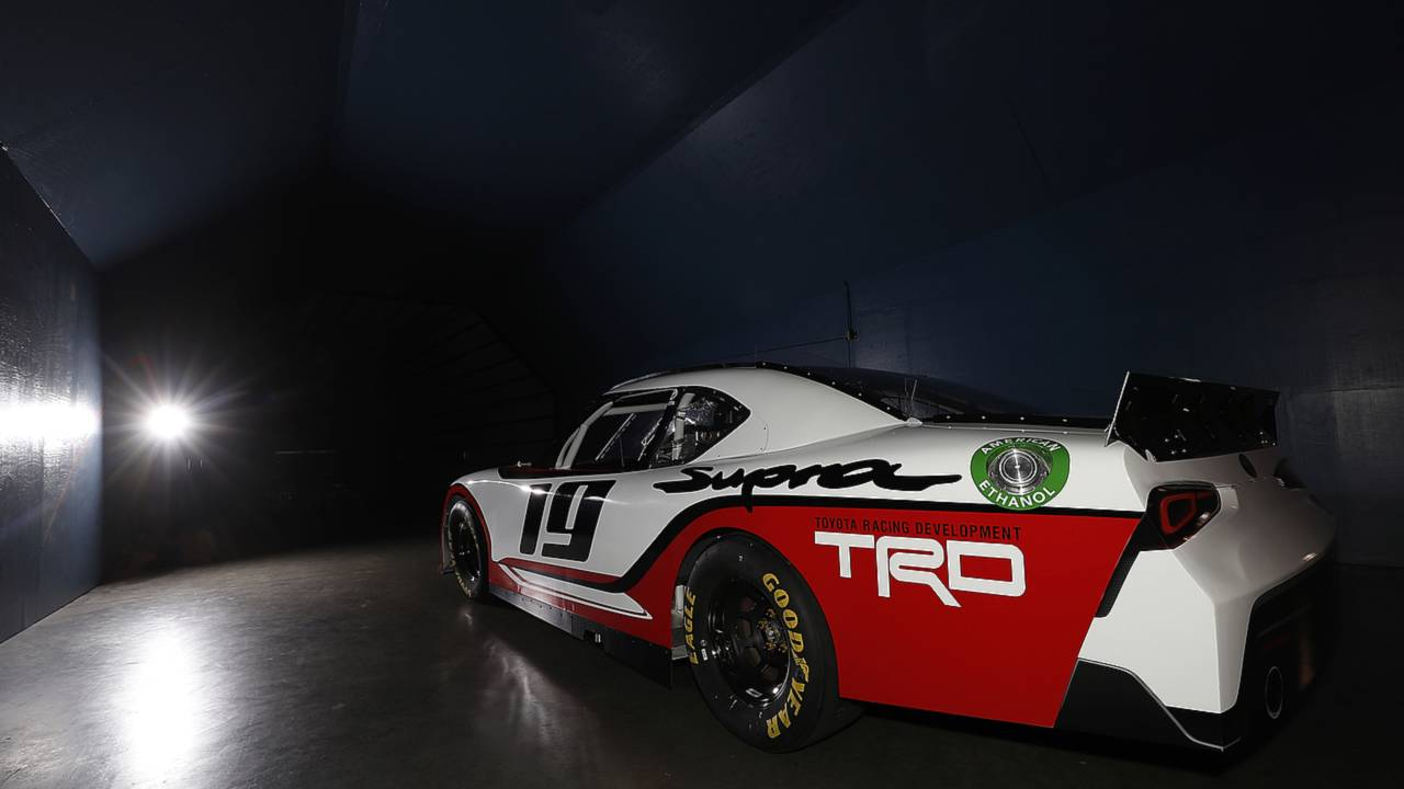 Toyota S Supra To Replace Camry In The Nascar Xfinity Series
