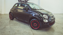 Fiat 500C Garage Italia Customs