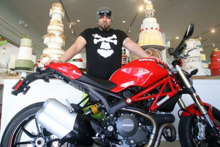 Former Reality Star Loses Toes in Motorcycle Crash, But That Doesn't Stop Him
