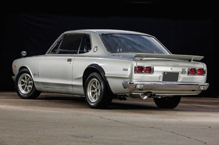 Pristine Nissan Skyline GT-R Heads to Auction at Pebble Beach