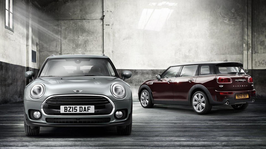 2016 MINI Clubman priced from $24,100 in the U.S.