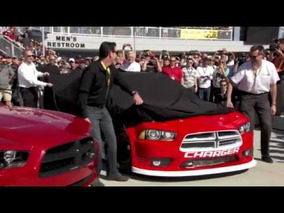 Dodge unveils the 2013 NASCAR Sprint Cup Series Charger
