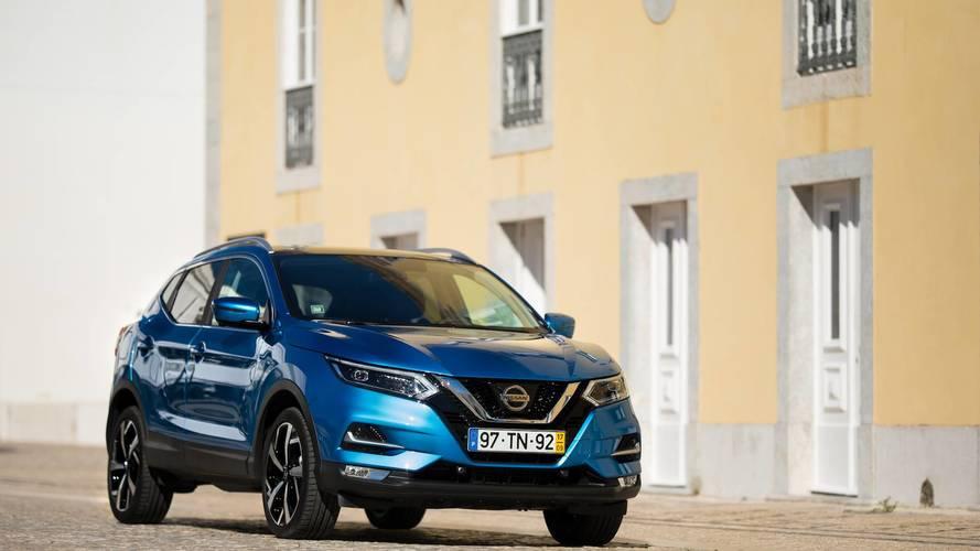 Prueba Nissan Qashqai y X-Trail 2018 en la Nissan Crossover Domination