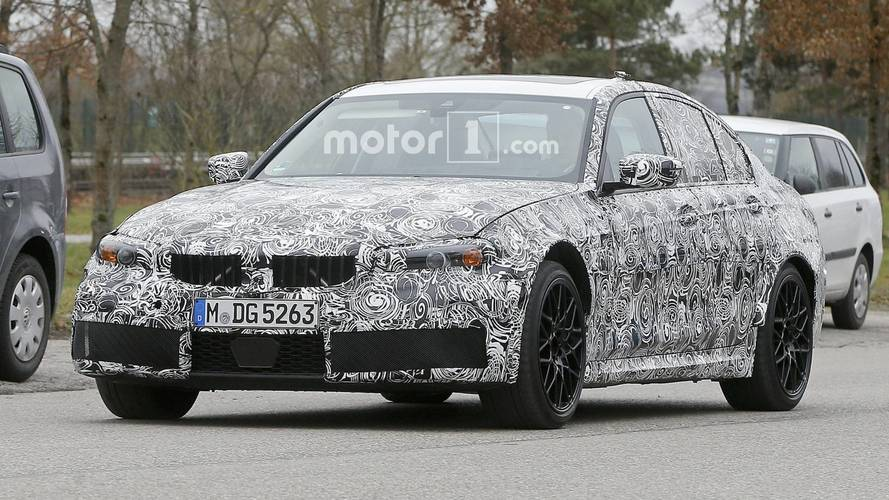 2020 BMW M3 Looks Wider In New Spy Photos