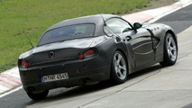 2009 BMW Z4 Shows its Nose