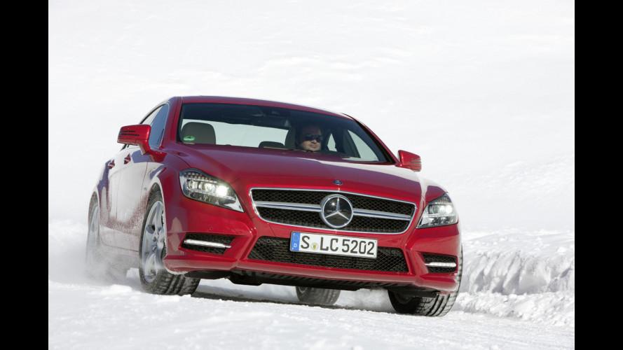 Nuova Mercedes CLS 4MATIC