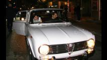 Alfa Romeo Giulia sul red carpet di