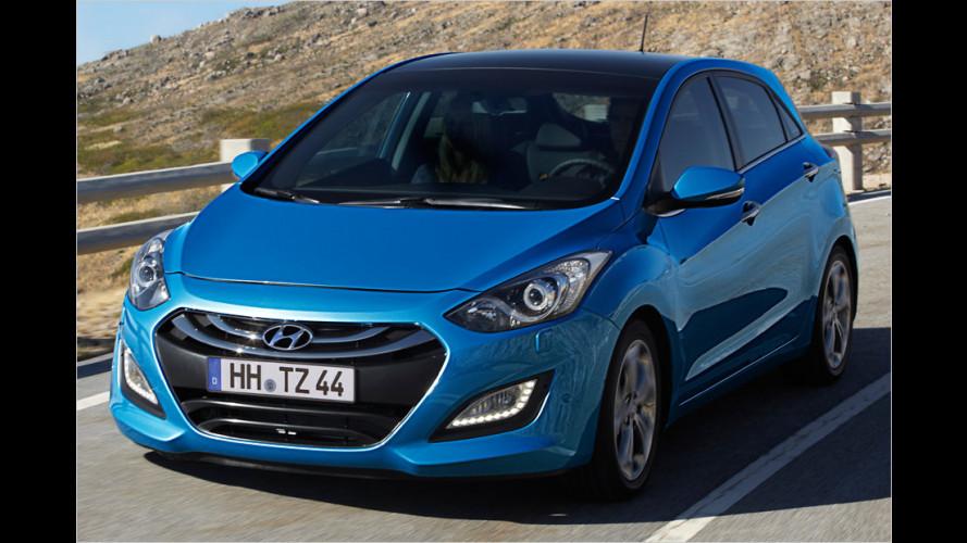 Größer und sicherer: Neuer Hyundai i30