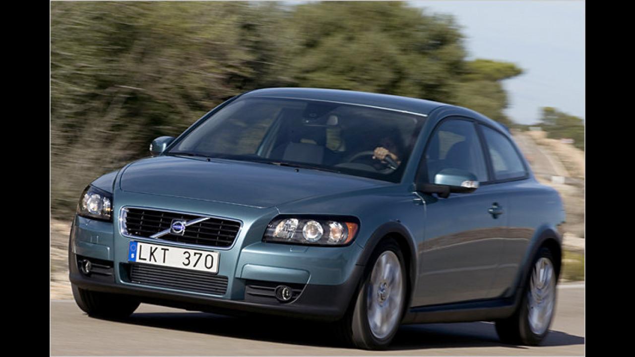 ... und dann der Volvo C30