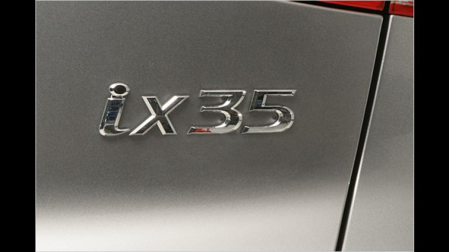 Jetzt ist es offiziell: Hyundai-Tucson-Nachfolger heißt ix35