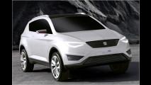 Spanien-SUV: Seat IBX