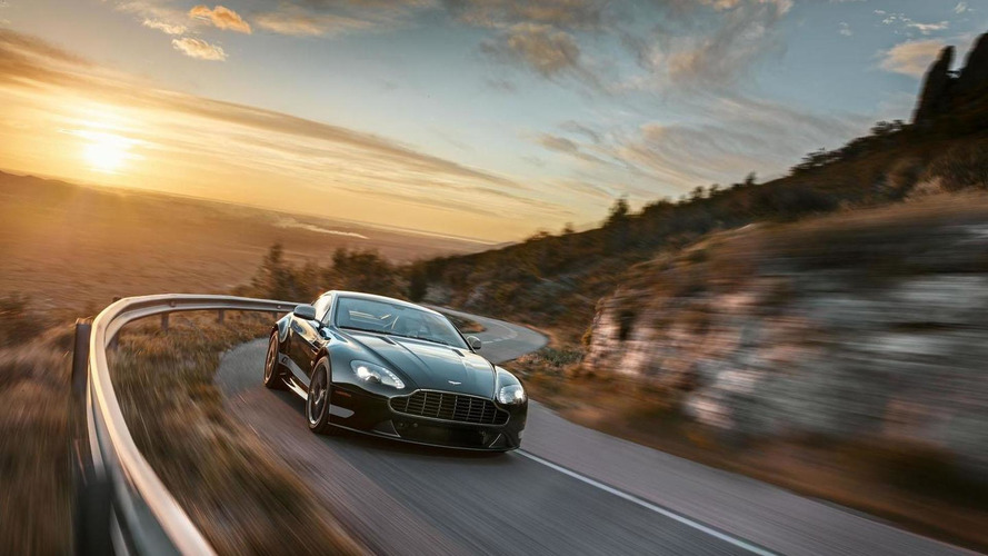Aston Martin Vantage GT & DB9 Carbon Edition headed to New York