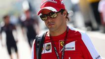 Massa announces Ferrari exit in 2014