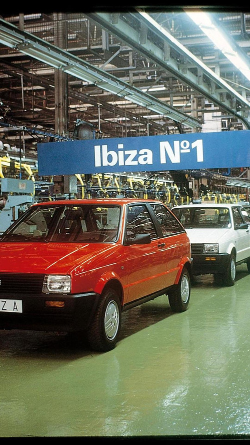 SEAT Ibiza turns 30, company will celebrate with a special edition [video]