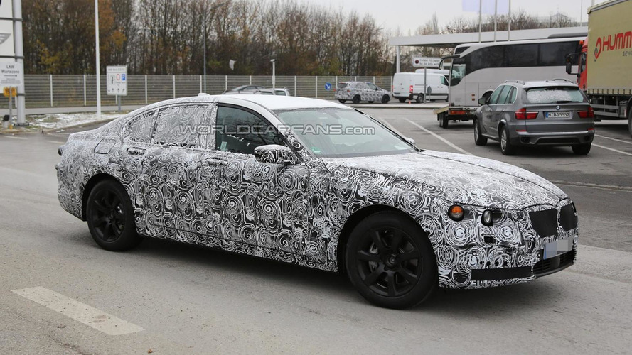 2015 BMW 7-Series to get an extra-long wheelbase variant to battle the Mercedes S-Class