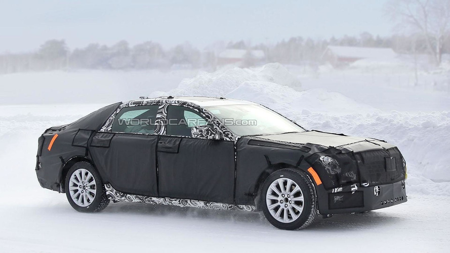 Cadillac LTS flagship to debut at Pebble Beach in 2015 - report
