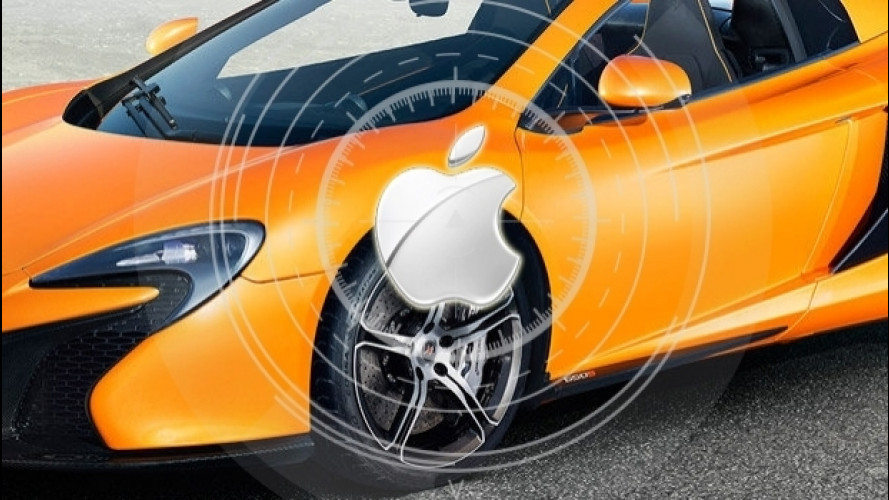 Apple vuole McLaren, McLaren smentisce