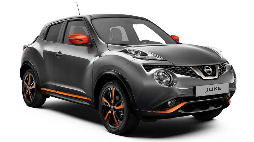 Nissan Juke, il m.y. 2018 a partire da 19.660 euro