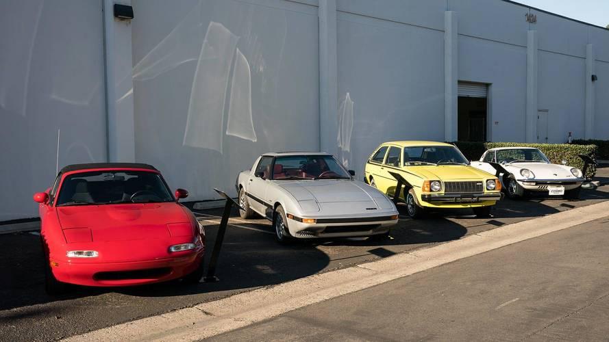 Mazda Has Built 50 Million Cars In Japan