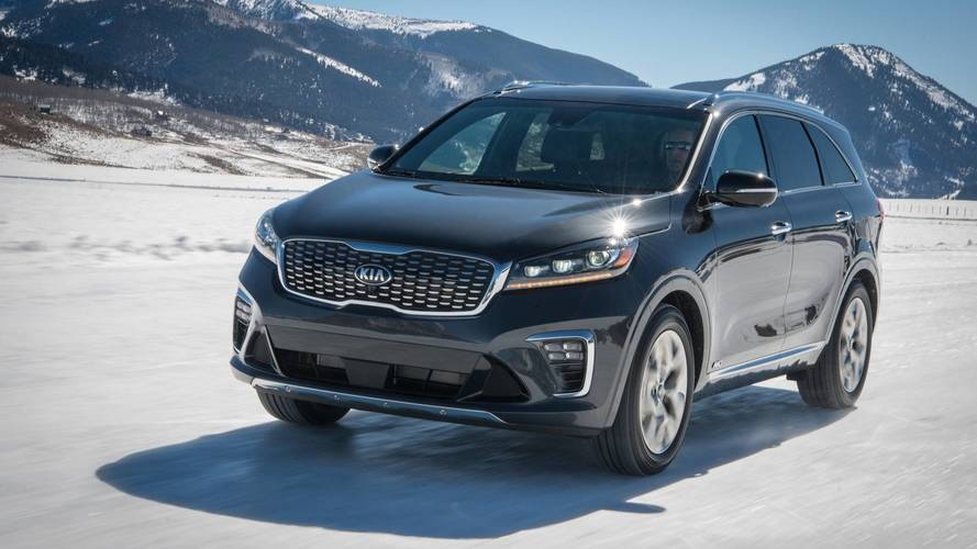 2019 Kia Sorento First Drive: A Perfectly Fine Refresh