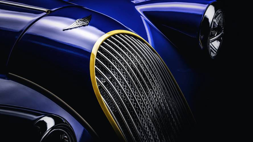 Morgan Plus 8 50th Anniversary Edition : nouvelles images teasers