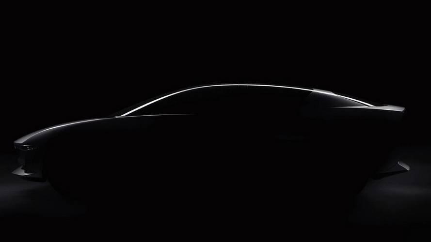 Giorgetto Giugiaro Teases Electric Sedan Concept Prior To Geneva