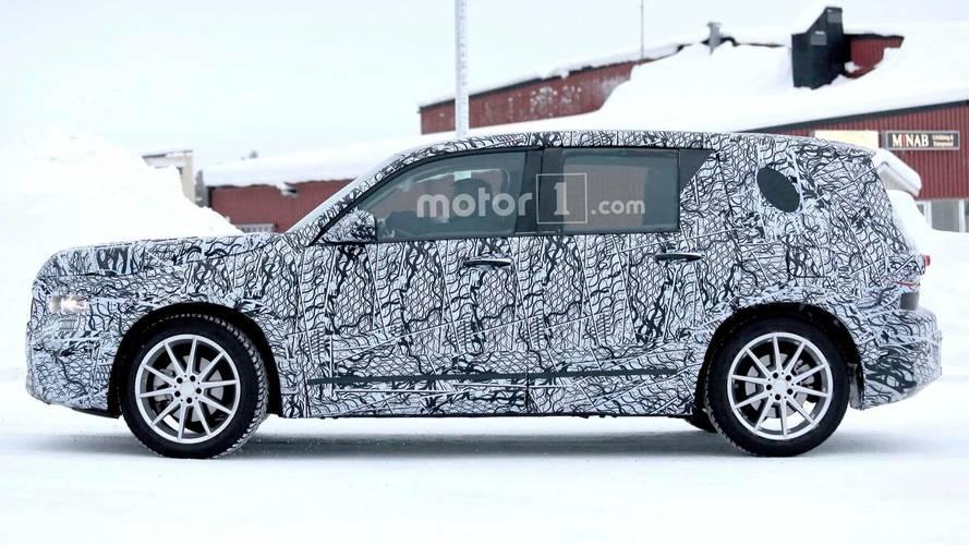Mercedes GLB'nin performanslı AMG versiyonları mı geliyor?