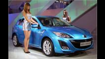 Neuer Mazda 3