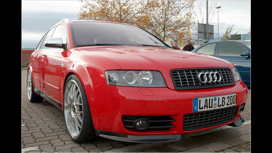 Essen Motor Show: TÜV Nord verleiht Tuning-OsCAR 2006