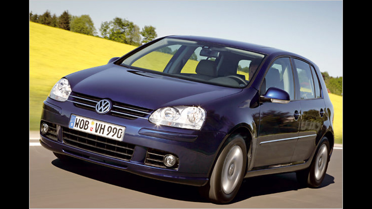 VW Golf 1.4 TSI (122 PS)