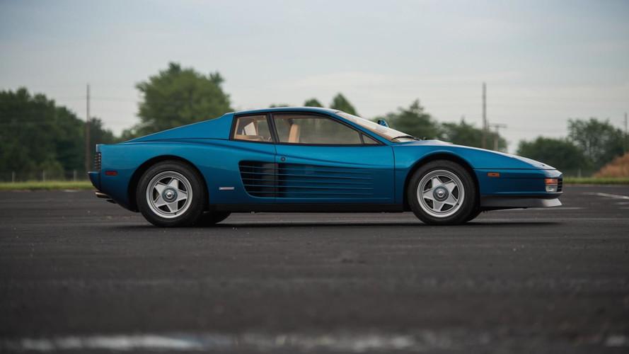 Ferrari pierde los derechos de Testarrosa en Alemania