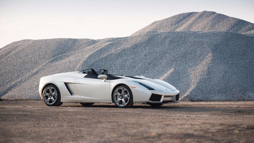 One And Only 2006 Lamborghini Concept S Sold For $1.32M [UPDATE]