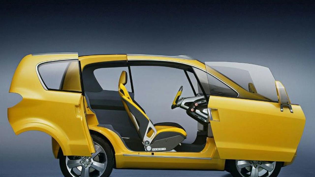 Opel TRIXX Concept