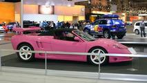 Sbarro GT 8