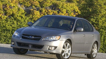 Redesigned Subaru Legacy