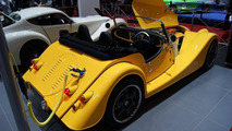 Morgan Plus E concept live in Geneva 06.03.2012