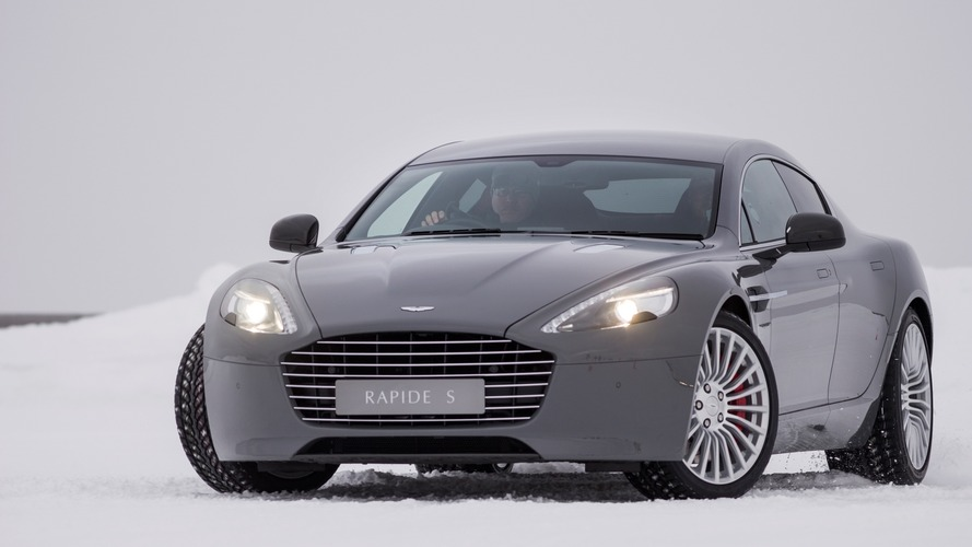 Aston Martin'in Türkiye satışlarında başı Rapide S modeli çekiyor